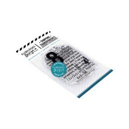 Tampons clear TEXTE DE PASCAL par Florilèges Design. Scrapbooking et loisirs créatifs. Livraison rapide et cadeau dans chaque...