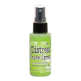Encre Distress Oxide Spray TWISTED CITRON
