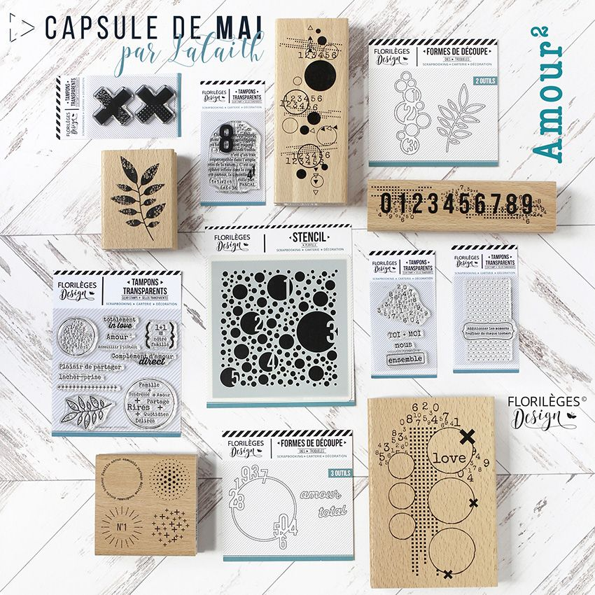 Pack complet Capsule de Mai 2019