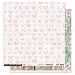 Papier imprimé LA MAISON DE JEANNE 6 par Florilèges Design. Scrapbooking et loisirs créatifs. Livraison rapide et cadeau dans...
