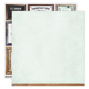 Papier imprimé LA MAISON DE JEANNE 7 par Florilèges Design. Scrapbooking et loisirs créatifs. Livraison rapide et cadeau dans...