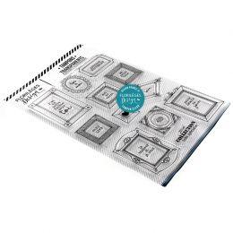 Tampons clear COLLECTION TRÈS SPÉCIALE par Florilèges Design. Scrapbooking et loisirs créatifs. Livraison rapide et cadeau da...