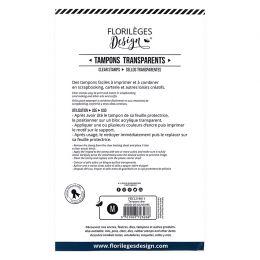 Tampons clear JARDIN DE SOUVENIRS