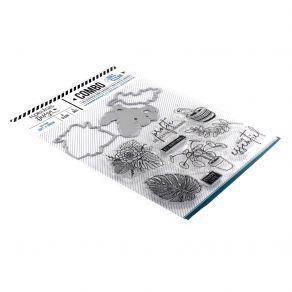 Combo Clear Dies SOFT & GREEN par Florilèges Design. Scrapbooking et loisirs créatifs. Livraison rapide et cadeau dans chaque...