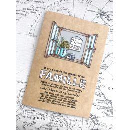 Tampon bois TRÉSOR INESTIMABLE par Florilèges Design. Scrapbooking et loisirs créatifs. Livraison rapide et cadeau dans chaqu...