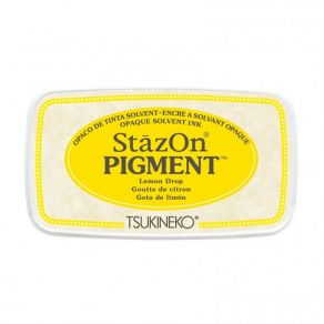 StazOn Pigment LEMON DROP