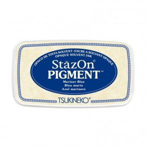 StazOn Pigment MARINER BLUE