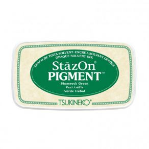 StazOn Pigment SHAMROCK GREEN