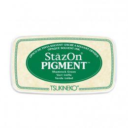 StazOn Pigment SHAMROCK GREEN