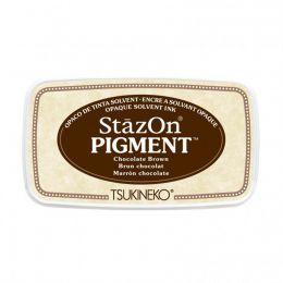 StazOn Pigment CHOCOLATE BROWN