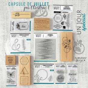 Pack complet Capsule de Juillet 2019