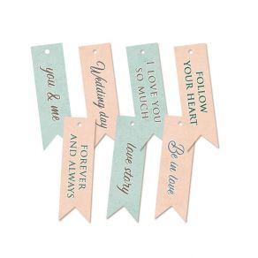 Parfait pour créer : Die cuts tags TRULY YOURS 02 par Piatek Trzynastego. Livraison rapide et cadeau dans chaque commande.
