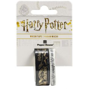 Washi tape Harry Potter QUIDDITCH