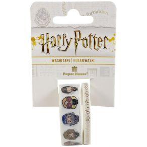 Washi tape Harry Potter CHIBI par Paper House. Scrapbooking et loisirs créatifs. Livraison rapide et cadeau dans chaque comma...