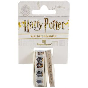 Washi tape Harry Potter HOUSE CRESTS