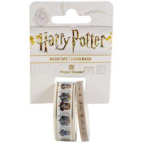 Washi tape Harry Potter HOUSE CRESTS par Paper House. Scrapbooking et loisirs créatifs. Livraison rapide et cadeau dans chaqu...
