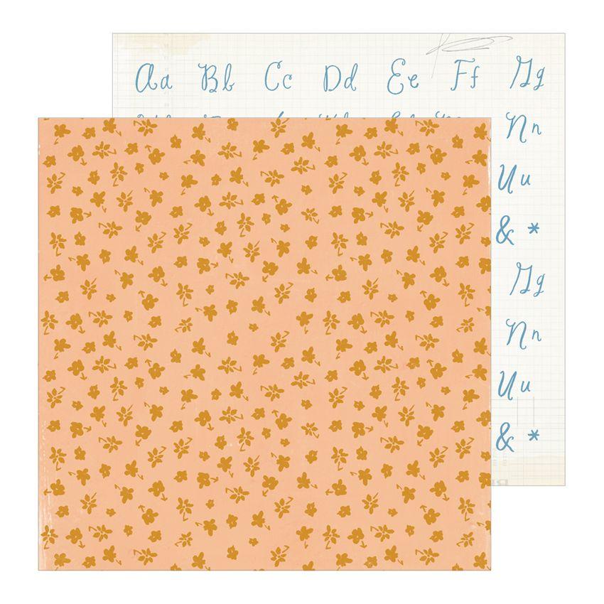 PROMO de -30% sur Papier imprimé Heritage DAUGHTER Crate Paper