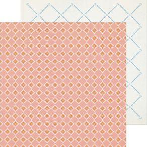 PROMO de -30% sur Papier imprimé Heritage IN MEMORY Crate Paper