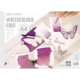 Bloc de papier aquarellable A4 par Tonic Studios. Scrapbooking et loisirs créatifs. Livraison rapide et cadeau dans chaque co...
