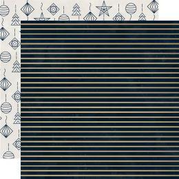 Papier imprimé Starry Night STRIKING par Kaisercraft. Scrapbooking et loisirs créatifs. Livraison rapide et cadeau dans chaqu...