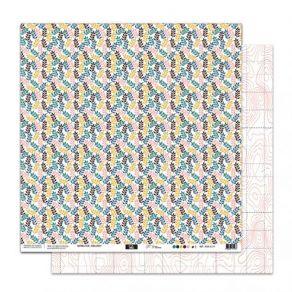 Papier imprimé So'Garden 01
