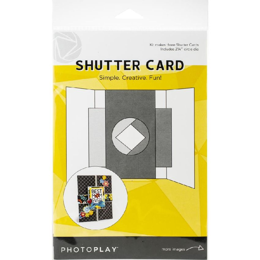 Kit carte à volets SHUTTER CARD