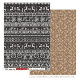 Papier imprimé CHRISTMAS COCOONING 3 par Florilèges Design. Scrapbooking et loisirs créatifs. Livraison rapide et cadeau dans...