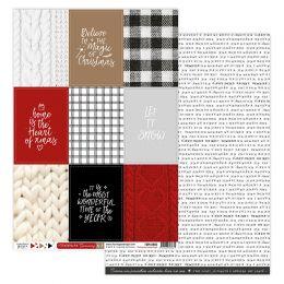 Kit CHRISTMAS COCOONING par Florilèges Design. Scrapbooking et loisirs créatifs. Livraison rapide et cadeau dans chaque comma...