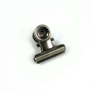 Lot de 10 Pinces clip ARGENT