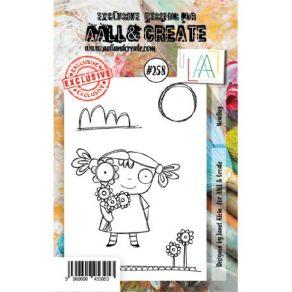 Tampons Clear A7 NEWDAY 258 par AALL & Create. Scrapbooking et loisirs créatifs. Livraison rapide et cadeau dans chaque comma...