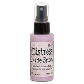 Encre Distress Oxide Spray MILLED LAVENDER