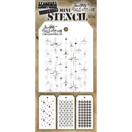 Set Mini Pochoirs Tim Holtz 44 par Tim Holtz. Scrapbooking et loisirs créatifs. Livraison rapide et cadeau dans chaque commande.