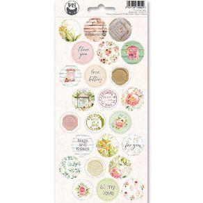 Stickers TILL WE MEET AGAIN 03 par Piatek Trzynastego. Scrapbooking et loisirs créatifs. Livraison rapide et cadeau dans chaq...