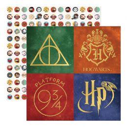 Papier Imprimé Harry Potter HARRY POTTER