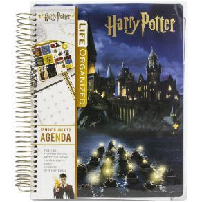 Planner Harry Potter HOGWARTS AT NIGHT
