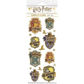Stickers Harry Potter HARRY POTTER CRESTS