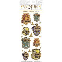 Parfait pour créer : Stickers Harry Potter HARRY POTTER CRESTS par Paper House. Livraison rapide et cadeau dans chaque commande.