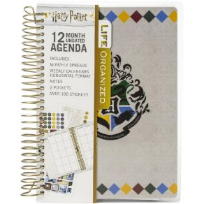 Mini Planner HARRY POTTER par Paper House. Scrapbooking et loisirs créatifs. Livraison rapide et cadeau dans chaque commande.