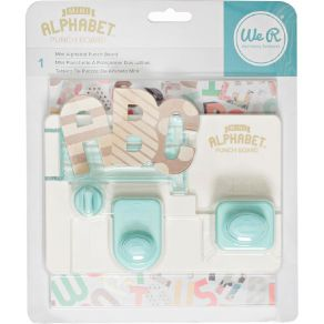 Outil PUNCHBOARD ALPHABET MINI