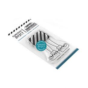 PROMO de -60% sur Tampon clear MON PETIT LUTIN Florilèges Design