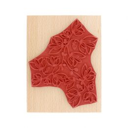 Tampon bois POÉSIE NATURELLE par Florilèges Design. Scrapbooking et loisirs créatifs. Livraison rapide et cadeau dans chaque ...