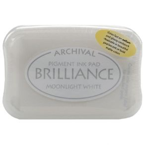Encre Brilliance MOONLIGHT WHITE