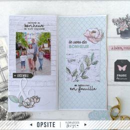 Die cuts LA MAISON DE JEANNE par Florilèges Design. Scrapbooking et loisirs créatifs. Livraison rapide et cadeau dans chaque ...