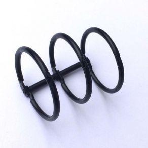 Parfait pour créer : Reliure 3 anneaux Diamètre 3 cm NOIR par Ephéméria. Livraison rapide et cadeau dans chaque commande.