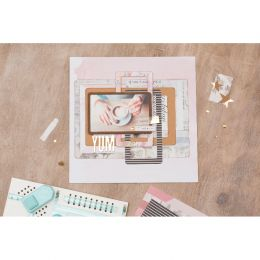 Punch Board We R Memory Keepers pour cadres FRAME PUNCH BOARD par We R Memory Keepers. Scrapbooking et loisirs créatifs. Livr...