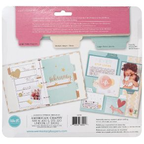 Punch Board We R Memory Keepers pour onglets TAB PUNCH BOARD par We R Memory Keepers. Scrapbooking et loisirs créatifs. Livra...