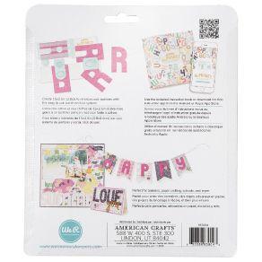 Punch Board We R Memory Keepers ALPHABET MINI par We R Memory Keepers. Scrapbooking et loisirs créatifs. Livraison rapide et ...