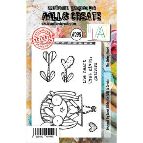 Tampon clear AALL and Create THE GIVING HEART 298 par AALL & Create. Scrapbooking et loisirs créatifs. Livraison rapide et ca...