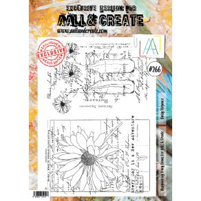 Tampon clear AALL and Create DAISY ELEGANCE 266 par AALL & Create. Scrapbooking et loisirs créatifs. Livraison rapide et cade...