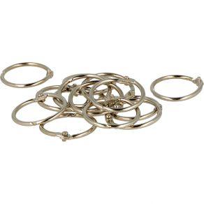 14 anneaux de reliure 3 CM